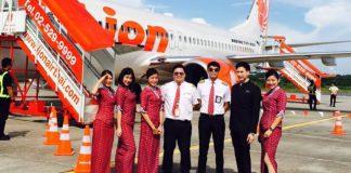 Hành lý Thai Lion Air