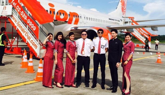 Quy định hành lý hãng hàng không Thailion Air
