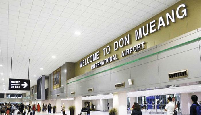 Sân bay quốc tế Don Mueang Thái Lan