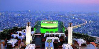 Điểm vui chơi về đêm tại Bangkok, Thái Lan