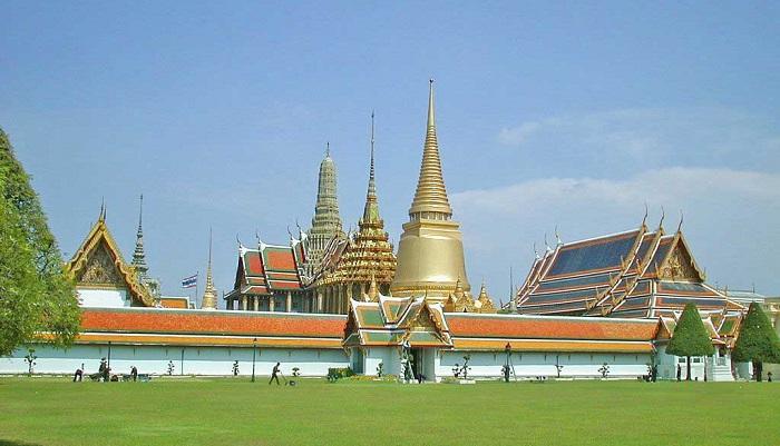 Khí hậu Thái Lan phân bố rõ rệt theo 4 mùa