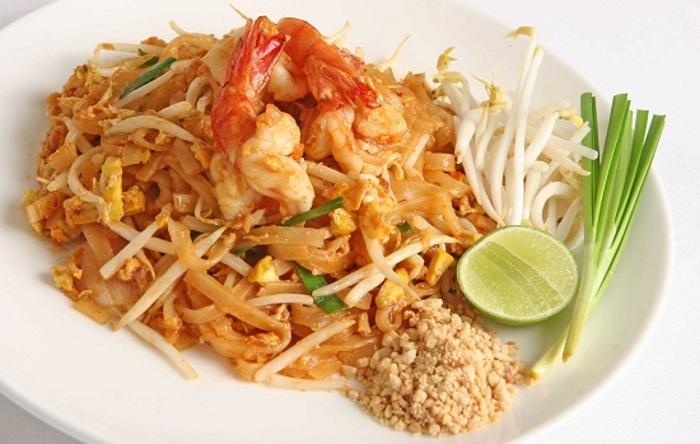 Món Pat Thái - Mì xào kiểu Thái