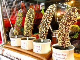 Nhiều món ăn đường phố hấp dẫn ở Chatuchak