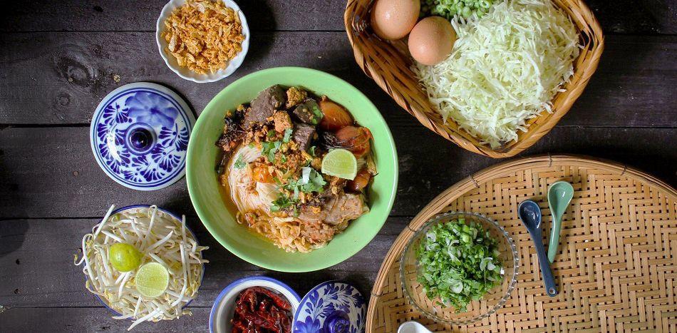 Ẩm thực Chiang Mai
